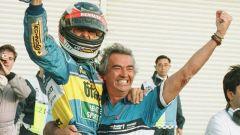 Michael Schumacher Campione del Mondo 1995
