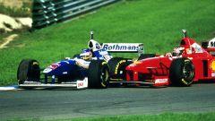 Michael Schumacher e la disfatta del GP d'Europa 1997