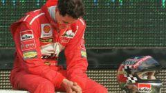 Michael Schumacher e la sconfitta del GP del Giappone 1998