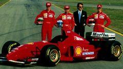 Michael Schumacher e la sfida della Ferrari (1996)