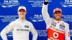 """F1 2017, GP Belgio, Lewis Hamilton: """"68 pole come Schumacher, mi sembra impossibile!"""""""