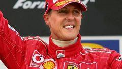 F1, posticipata l'uscita del documentario su Schumacher