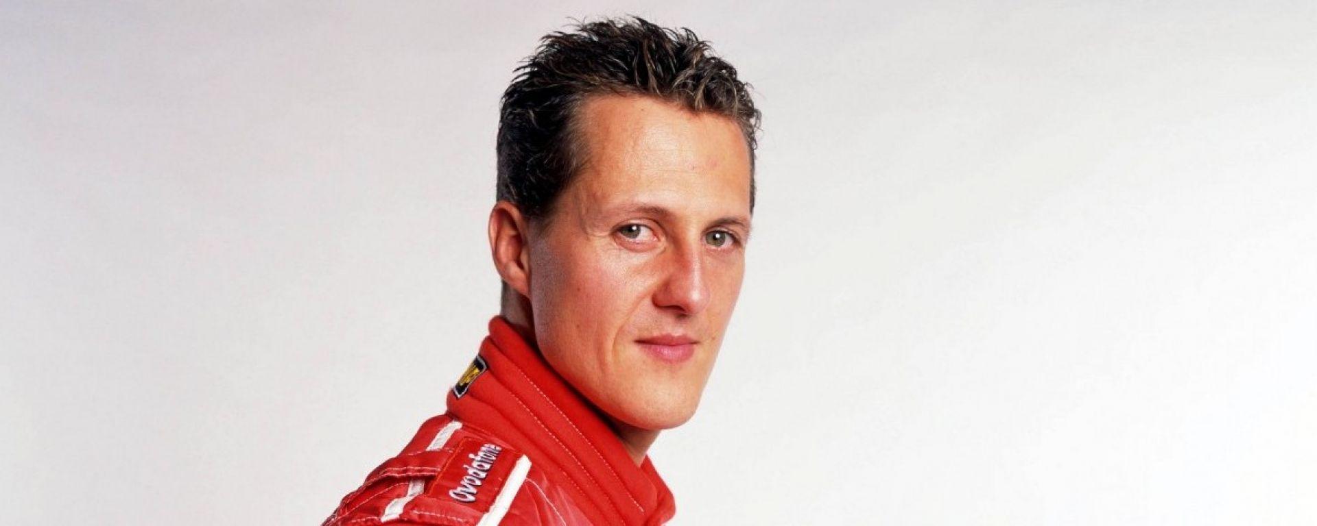 Michael Schumacher si è svegliato