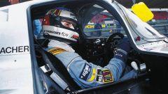 Michael Schumacher sulla Mercedes Sport Prototipi (1991)