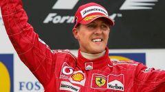 Formula 1: Michael Schumacher, il campione del mondo Ferrari, va in Texas per essere curato
