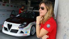 Michela Cerruti, TCR, Alfa Romeo Giulietta