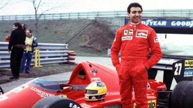 Michele Alboreto (Ferrari)