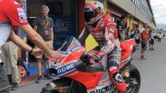 Michele Pirro sulla Ducati 2018
