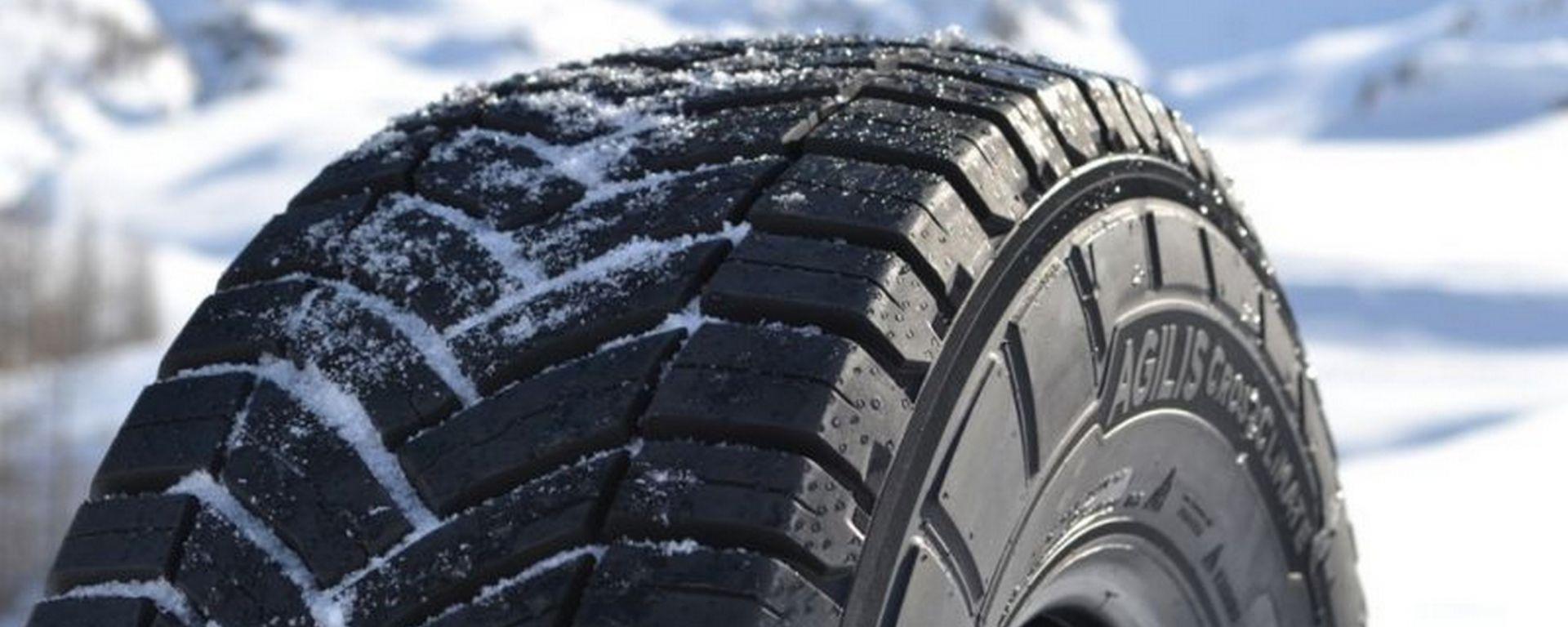 Michelin Agilis Crossclimate: l'estivo (quasi) invernale