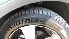 Michelin CrossClimate SUV: le gomme della prova