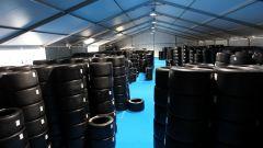 Michelin ibrido da competizione - Immagine: 2
