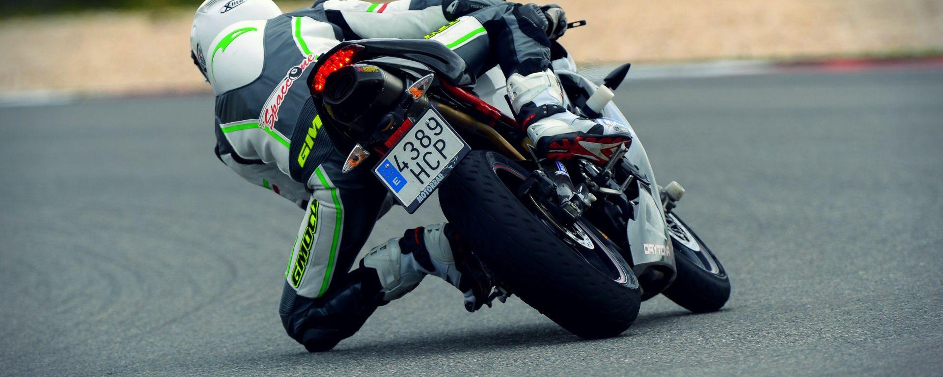 Michelin: la gamma stradale 2013