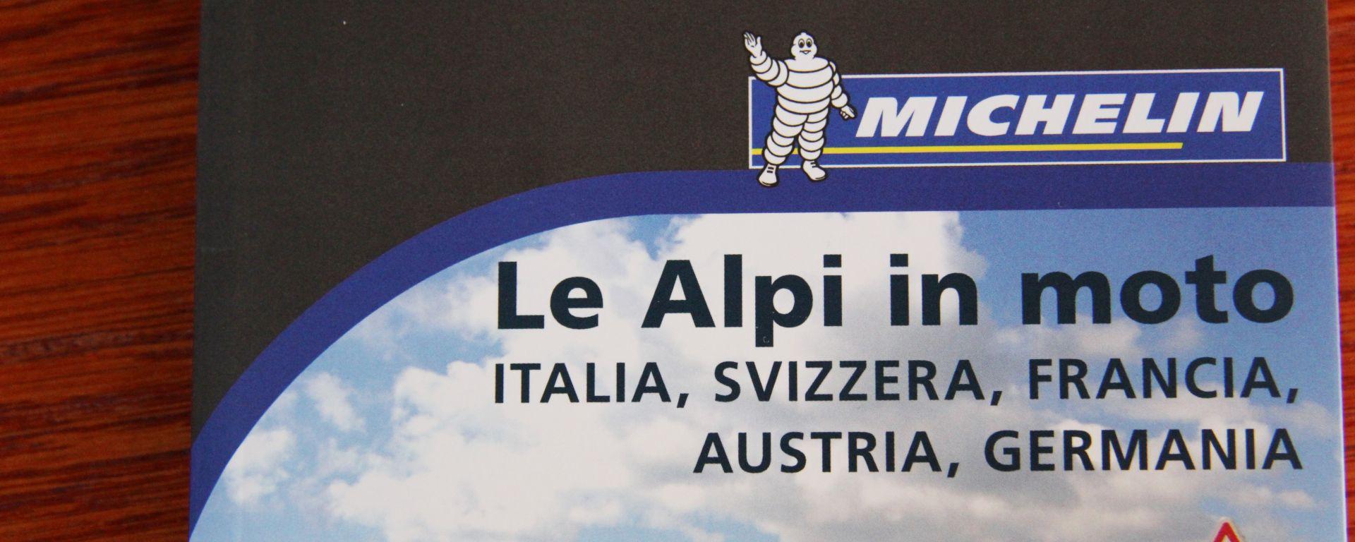 Michelin: Le Alpi in Moto e 90 virées à moto