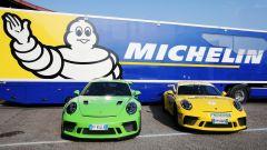 Michelin Pilot Sport Cup 2 Connect: la prova dello pneumatico sportivo, connesso e chiacchierone - Immagine: 5