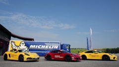 Michelin Pilot Sport Cup 2 Connect: la prova dello pneumatico sportivo, connesso e chiacchierone - Immagine: 8
