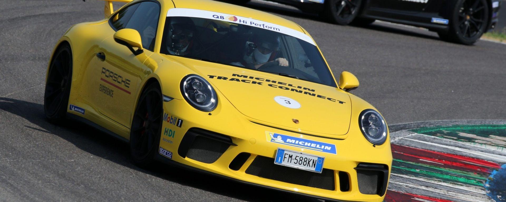 Michelin Pilot Sport Cup 2 Connect: la prova dello pneumatico sportivo, connesso e chiacchierone