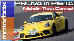 Michelin Pilot Sport Cup 2 Connect: la prova dello pneumatico sportivo, connesso e chiacchierone - Immagine: 1