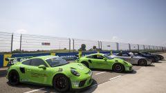 Michelin Pilot Sport Cup2 e Cup2 R: che gusto le Porsche a Cervesina - Immagine: 1