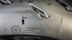 Michelin Power RS: dettaglio dell'intaglio