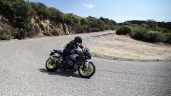 Michelin Power RS hanno la mescola differenziata anche per dare maggior sicurezza sul bagnato