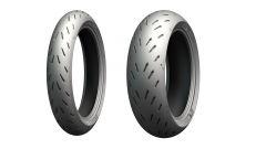 Michelin Power RS: il disegno del battistrada