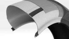 Michelin Power RS: la struttura della carcassa