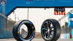 Nuovi pneumatici Michelin a basso impatto ambientale