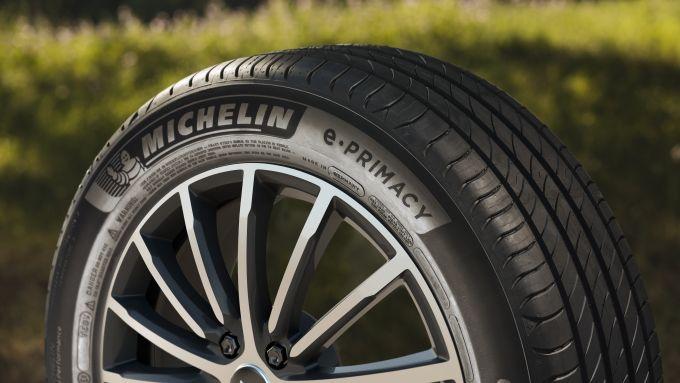 Michelin progetto ''carbon neutral'': lo pneumatico e.Primacy