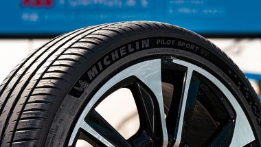 Michelin progetto ''carbon neutral'': lo pneumatico Pilot Sport EV