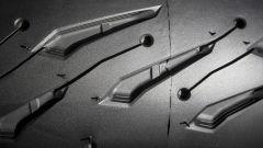 Michelin Road 5: dettaglio della scolpitura XST Evo