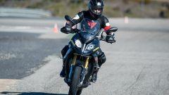 Michelin Road 5: in pista a Monteblanco con BMW S1000RX