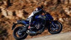 Michelin Road 5: su strada con Honda CB650F