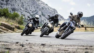 Michelin Road 5: test del nuovo pneumatico da moto