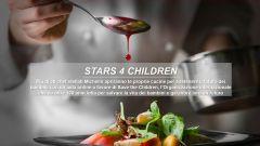 Michelin Stars 4 Children: asta online per il futuro dei bambini