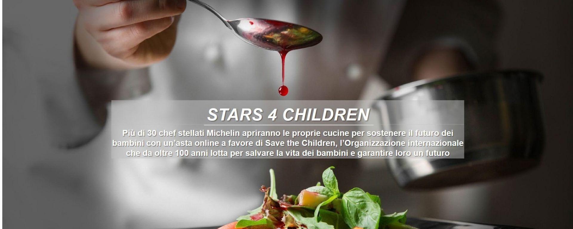 Michelin Stars 4 Children