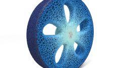 Michelin Vision Concept, il pneumatico del futuro è in 3D - Immagine: 3