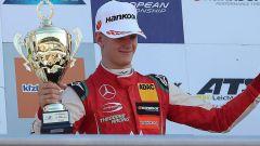 Mick Schumacher campione della classe Formula 3