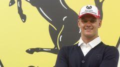 Mick Schumacher è pilota Ferrari Driver Academy dal 2019