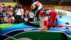 Mick Schumacher prende posto nella Benetton B194