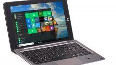 Microtech e-tab Pro con tastiera e-keyboard e Windows 10
