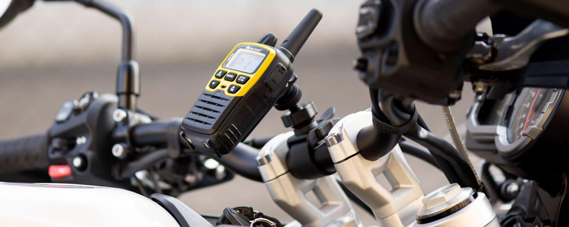 Midland XT70: walkie talkie per avventurieri