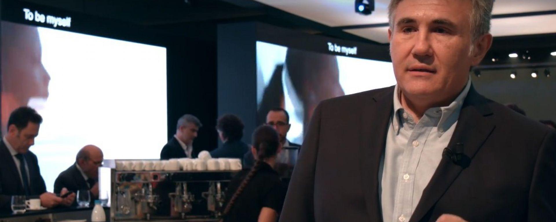 Miguel Galluzzi, Direttore Designer Gruppo Piaggio