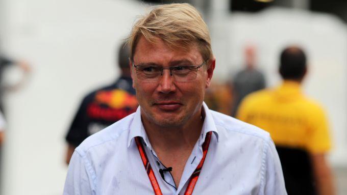 Mika Hakkinen ha compiuto 50 anni nel 2018