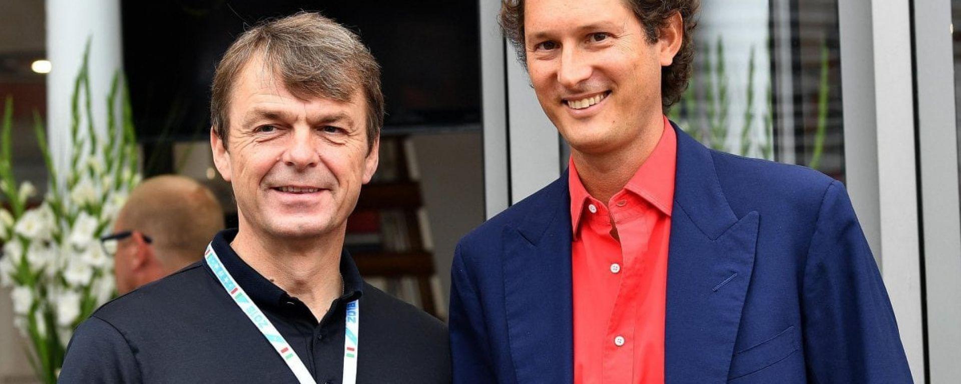 Mike Manley nuovo CEO Ferrari?