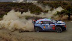 Andrea Mikkelsen guiderà la Hyundai i20 nelle ultime gare del WRC2017