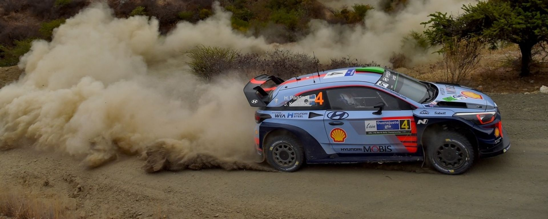 Mikkelsen guiderà la Hyundai i20 nelle ultime tre gare del WRC 2017