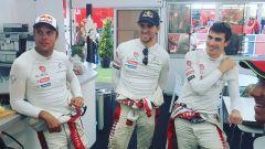 Mikkelsen, Jaeger e Breen - WRC, Rally Sardegna 2017