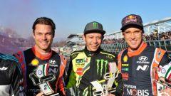 Mikkelsen, Rossi e Neuville sul podio del Monza Rally Show 2017