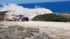 Mikkelsen - WRC, Rally Sardegna 2017