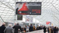 Milano AutoClassica 2017: informazioni fiera d'auto d'epoca